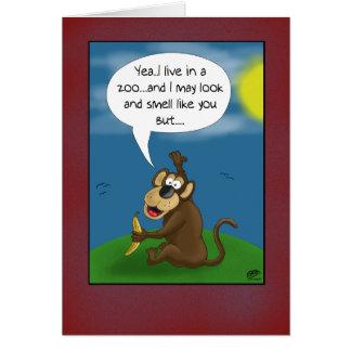 Cartões de aniversário engraçados: A perspectiva