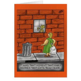 Cartões de aniversário engraçados: Para amantes do