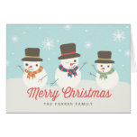 Cartões de cartões de natal feitos sob encomenda d