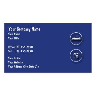 Cartões de empresa seguradora modelos cartoes de visitas