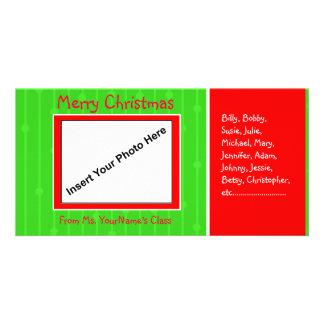 Cartões de foto de Natal Cartoes Com Fotos