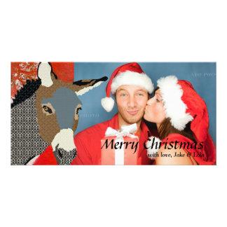 Cartões de foto de Natal de Moses Cartao Com Fotos