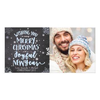 Cartões de foto de Natal - Feliz Natal