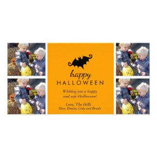 Cartões de fotos felizes do Dia das Bruxas/DIA DAS Cartão Com Foto