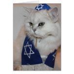 Cartões de Hanukkah