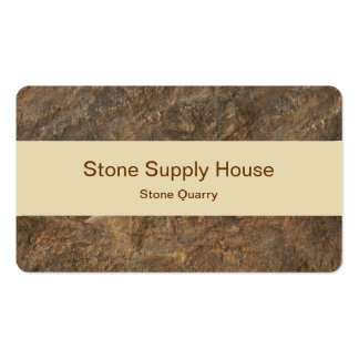 Cartões de indústria da construção cartão de visita