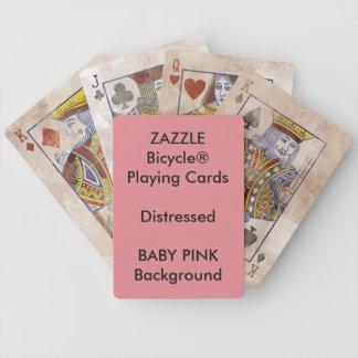 Cartões de jogo AFLIGIDOS Bicycle® feitos sob Baralhos De Pôquer