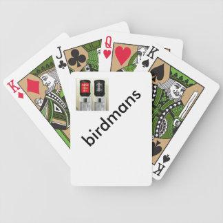 cartões de jogo baralho para pôquer