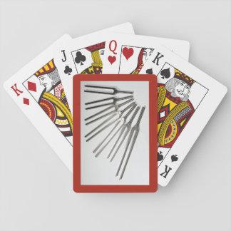 Cartões de jogo baralhos