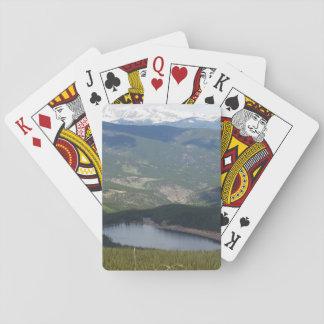Cartões de jogo cartas de baralho