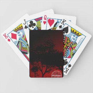 Cartões de jogo da bicicleta de Rødskov Baralhos Para Poker