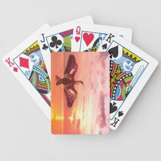 Cartões de jogo da bicicleta jogos de cartas
