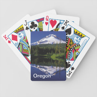 Cartões de jogo de Oregon Baralhos Para Pôquer