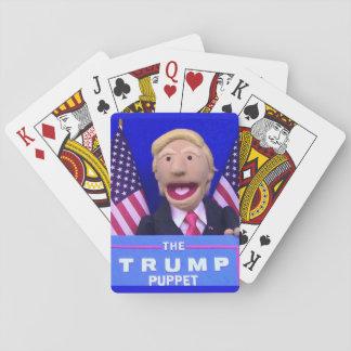 Cartões de jogo de TheTrumpPuppet Jogo De Baralho