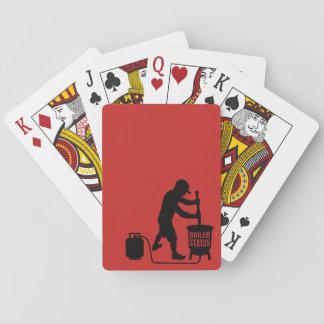 cartões de jogo do boilerstatus jogo de baralho