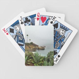 Cartões de jogo do Laguna Beach Cartas De Baralho
