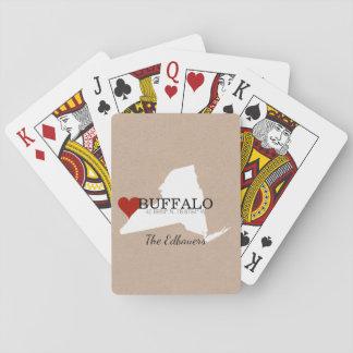 Cartões de jogo feitos sob encomenda da coordenada jogos de baralhos