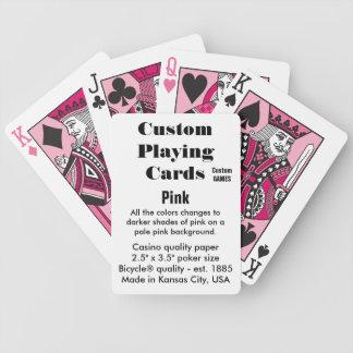 Cartões de jogo feitos sob encomenda de Bicycle® - Baralho De Truco