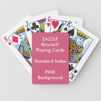 Cartões de jogo padrão feitos sob encomenda da jogo de baralho