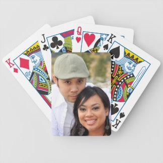 Cartões de jogo, personalizados jogos de cartas