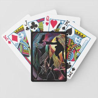 Cartões de jogo projetados da bicicleta jogo de baralho