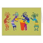 Cartões de Kokopelli