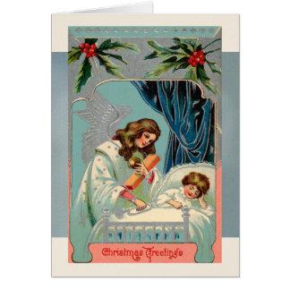 Cartões de natal para os cartões do ano novo