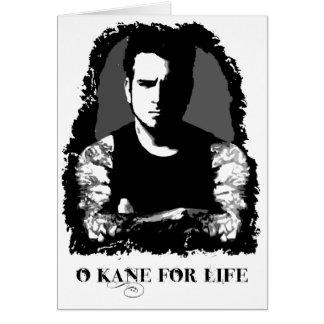 Cartões de O'Kane: Eu marcá-lo-ia (Dallas)