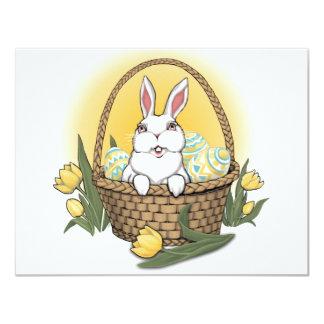 Cartões de páscoa dos convites de festas da páscoa