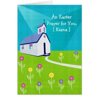 Cartões de páscoa religiosos: Uma oração para você