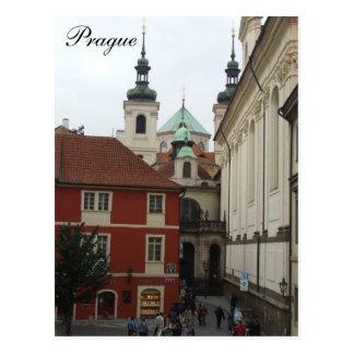 Cartões de Praga