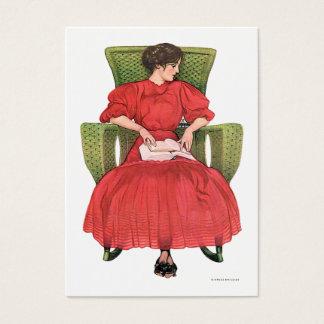 Cartões de presente da cadeira de RedGreen