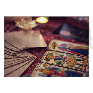 Cartões de Tarot