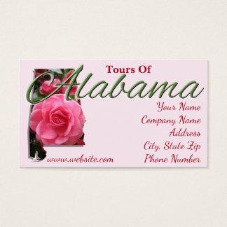 Cartões de visitas - ALABAMA