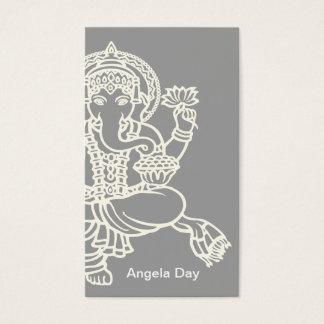 Cartões de visitas de Ganesh