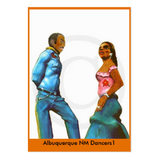 Cartões de visitas de troca Albuquerque nanômetro