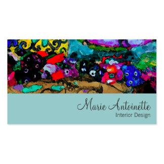 Cartões de visitas do ~ de Klimt