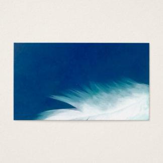 Cartões de visitas do espírito do pássaro da asa