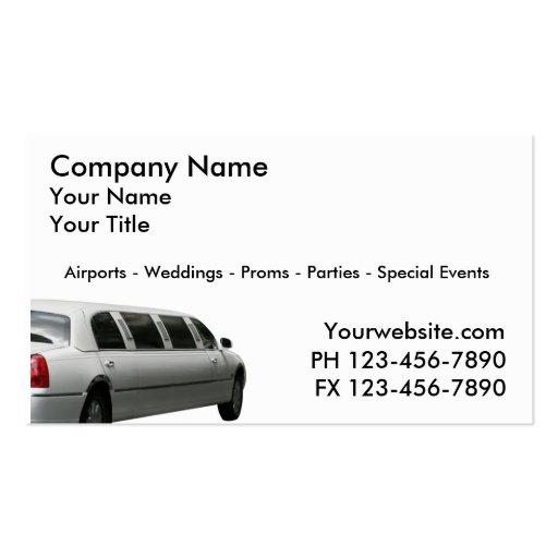 Cartões de visitas do táxi de táxi