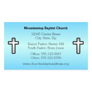 Cartões de visitas feitos sob encomenda