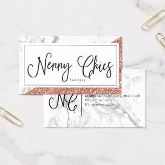 Cartões de visitas feitos sob encomenda: Chiques
