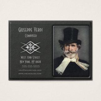 Cartões de visitas feitos sob encomenda de luxe