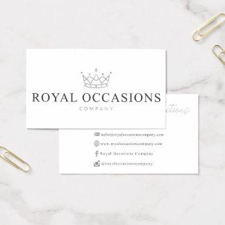 Cartões de visitas feitos sob encomenda para