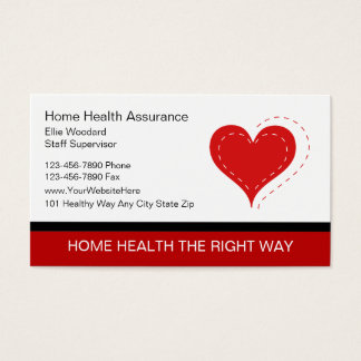 Cartões de visitas médicos dos cartões de visitas