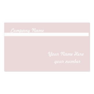 Cartões de visitas /Nanny/Housekeeping/children