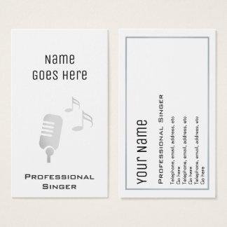 """Cartões de visitas profissionais """"essenciais"""" do"""