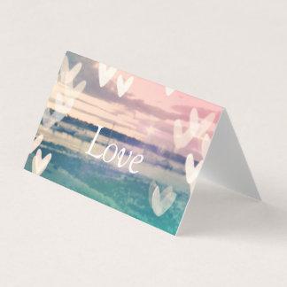 """Cartões do """"amor"""" do vazio"""