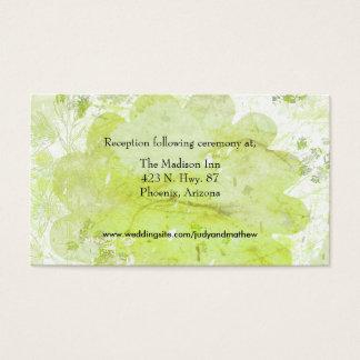 Cartões do cerco do casamento