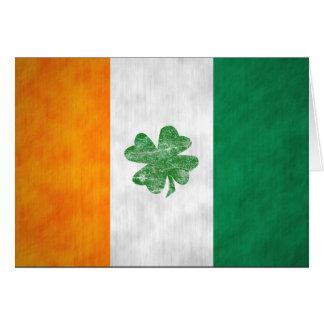 Cartões do dia de St Patrick