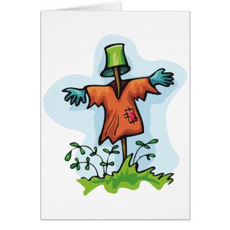 Cartões do espantalho